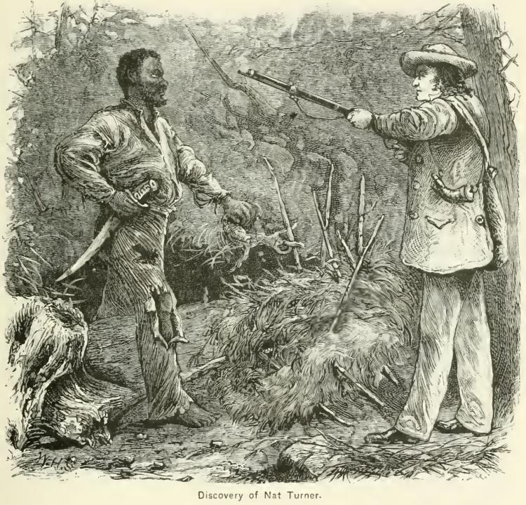 Teaching Your Children About The Nat Turner Rebellion