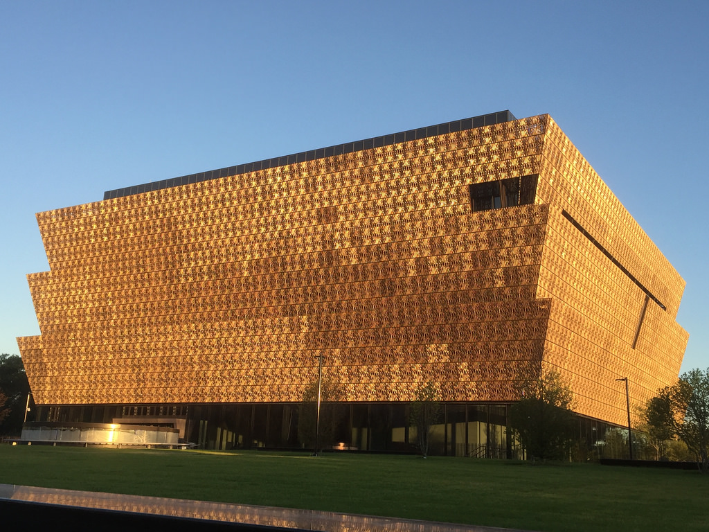 5 Amazing Facts About the NEW Smithsonian National Museum of African-American History and Culture