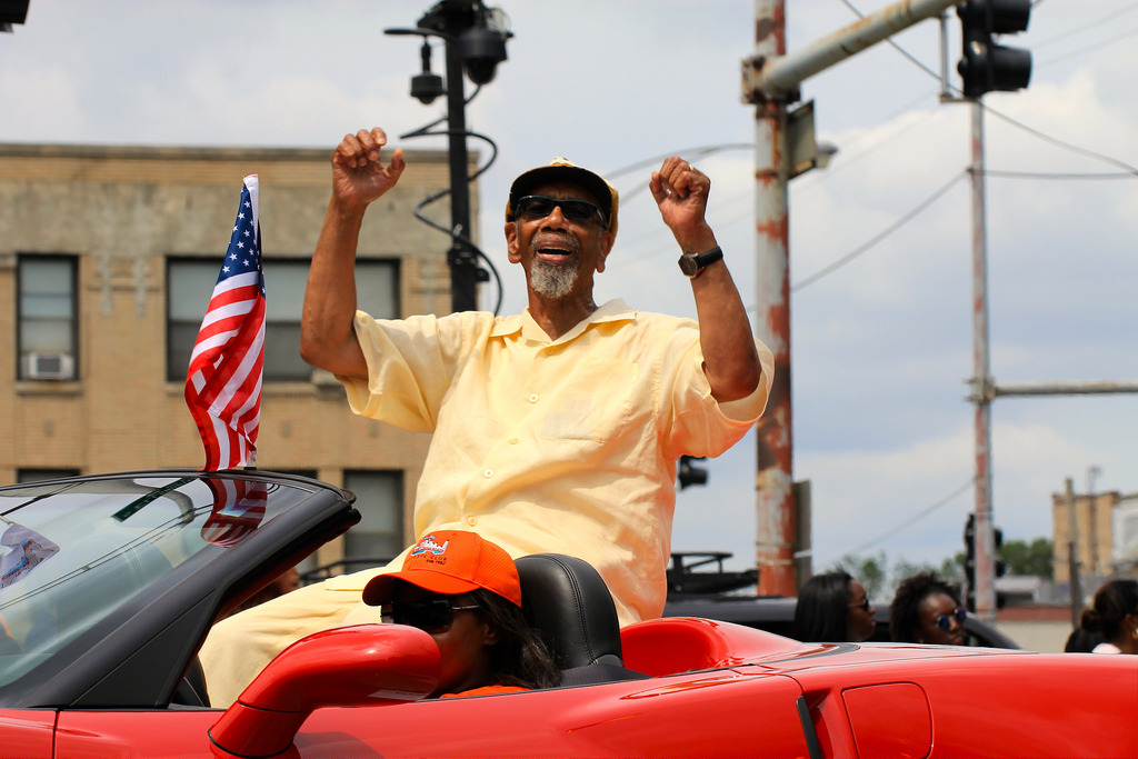Living History: From the Black Panthers to Congress, Meet Bobby L.Rush