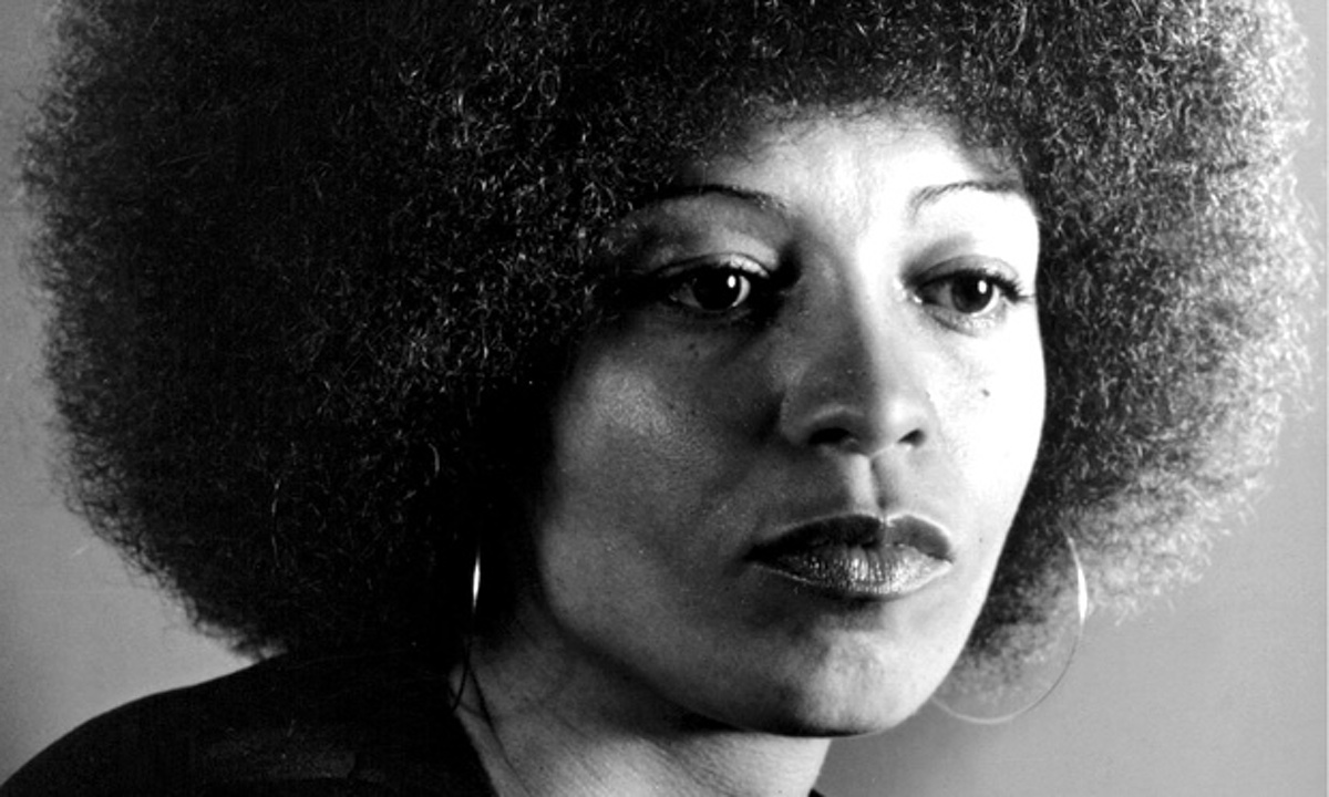 Living History: Freedom Fighter, Former Political Prisoner and Educator Angela Davis