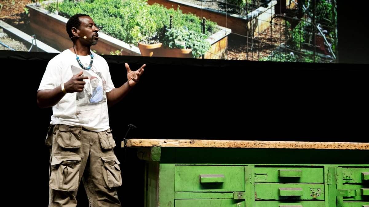 Living History: Meet Gangster Gardener and Activist Ron Finley